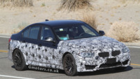 BMW M3 2013 Scoop