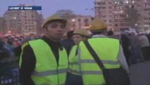 Des brigades anti-viol en Egypte.