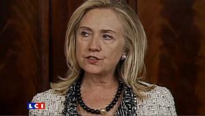 Hillary Clinton met en garde ceux qui font des affaires avec l'Iran