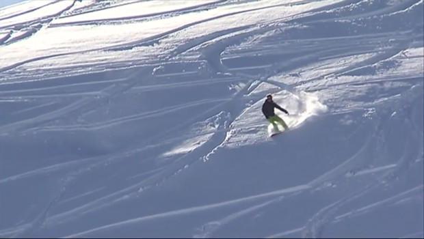 Le 20 heures du 22 novembre 2014 : Ski : soleil, neige%u2026 une belle saison s%u2019annonce - 1515.167