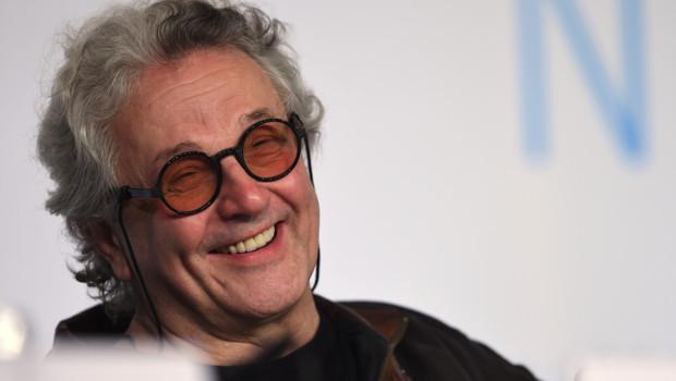 """Le cinéaste australien George Miller, réalisateur de la saga """"Mad Max"""""""