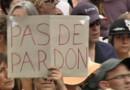 marche bruxelles contre libération de Michelle Martin