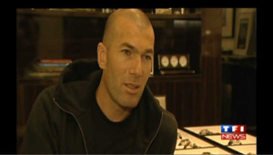 Pour Zidane, c'est l'Espagne