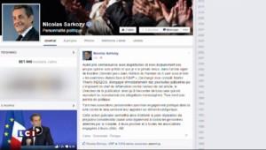 """""""Bayrou, c'est comme le sida"""" : Nicolas Sarkozy porte plainte contre Le Parisien"""