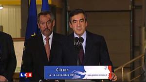 Budget : Fillon promet que les engagements de la France seront tenus