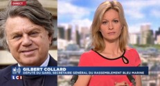 """Jean-Marie Le Pen le 1er mai : """"On a applaudi la monstruosité théâtrale"""" selon Collard"""