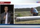 Le 20 heures du 30 juillet 2015 : Malaysia Airlines : des enquêteurs malaisiens arrivés à la Réunion pour examiner au peigne fin le débris - 280