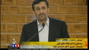 Libye : quand Ahmadinejad s'indigne de l'usage de la force