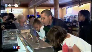 Obama en vacances en famille : les images