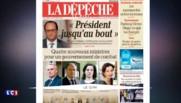"""Remaniement : Hollande, """"Monsieur bricolage"""", n'a pas convaincu la presse"""