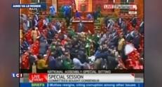 Scènes cocasses au tribunal de Nairobi