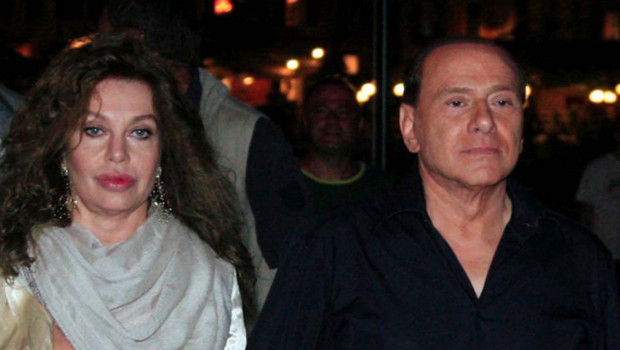 Silvio Berlusconi Veronica Lario