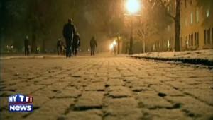 Une puissante tempête de neige balaie le sud des Etats-Unis