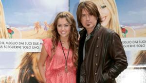 Billy Ray Cyrus Hannah Montana Miley Cyrus