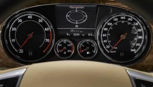 Compteur Bentley New Continental