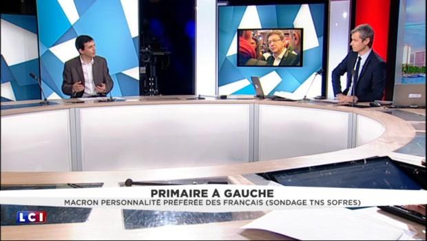 """""""Il y a une dynamique en faveur de Mélenchon"""""""