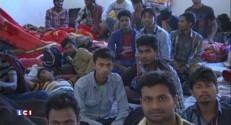 Naufrage en Méditerranée : semaine noire pour l'Italie, débordée