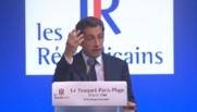 """Selon Sarkozy, """"la République n'a pas fini de reculer depuis 5 ans"""""""