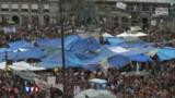 """Espagne : les """"indignés"""" toujours indignés"""