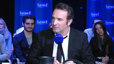 Jean Dujardin sur Europe 1 le 27 novembre 2014