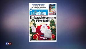 La déchéance de nationalité et Christiane Taubira, la revue de presse du jeudi 24 décembre 2015 :