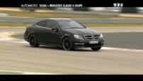 La Mercedes Classe C Coupé à l'essai