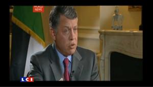 Le roi de Jordanie demande à Bachar Al-Assad de partir