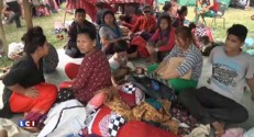 Népal : un nouveau bilan fait état de plus de 3200 morts