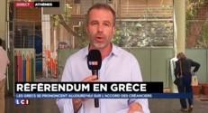 Référendum grec : le suspens est total