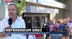 """Référendum grec : """"Les gens sont dans une grande lassitude"""""""