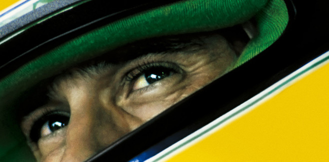 Photo ayrton senna film documentaire sortie en France