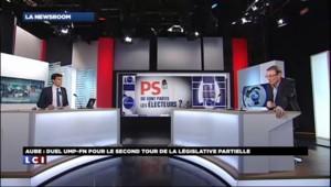 Troyes : duel UMP-FN pour le second tour de la législative partielle
