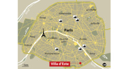 Un homme tué par balles dans le XIIIe arrondissement de Paris