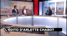 """Victoire des extrêmes en Europe, """"le FN est le seul à capter les colères"""" selon Arlette Chabot"""
