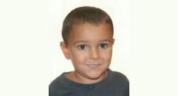Ashya King, petit graçon de 5 ans malade enlevé par ses parents dans un hôpital britannique le 28 août 2014.