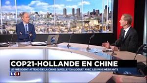 """COP 21 : pourquoi le voyage de Hollande en Chine est """"un succès diplomatique"""""""