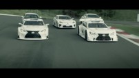 Dance of Lexus F Vidéo LFA RC