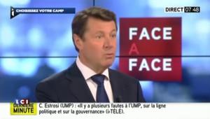 Démission de Copé : confiance de Dati et défiance de Bayrou