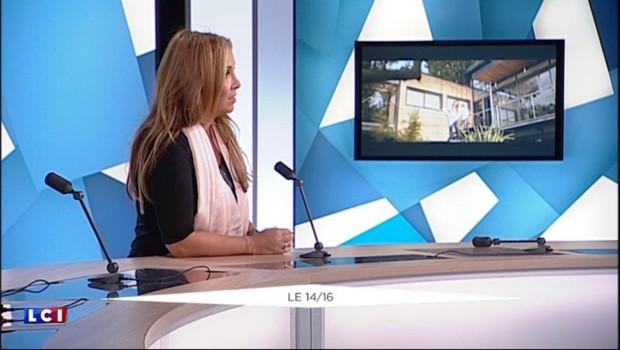 """Hélène Ségara sur LCI : """"Mon but en musique, c'est de booster les gens"""""""