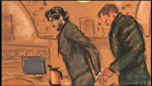 Le 20 heures du 5 janvier 2015 : Attentats de Boston : le procès de Tsarnaev a débuté lundi - 799.6245510253906