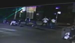 Le héros américain du Thalys Spencer Stone poignardé lors d'une rixe avec cinq hommes à la sortie d'un bar à Sacramento, en octobre 2015.