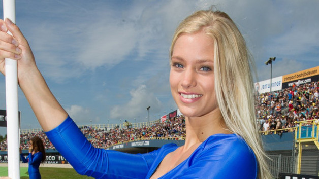 MotoGP Grid Girls Assen 2012