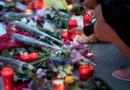 Munich fusillade hommage victimes fleurs bougies