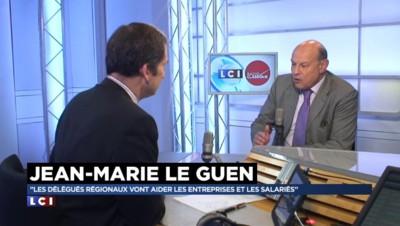 """Pour Jean-Marie Le Guen, la loi Rebsamen permettra """"d'avancer vers une modernisation du dialogue social"""""""