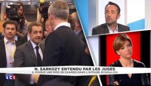 """Affaire Bygmalion : """"Le statut de témoin assisté de Copé fragilise la version de Sarkozy"""""""