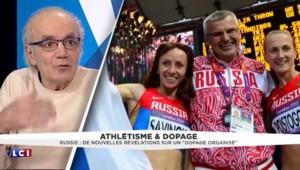"""Athlétisme : """"La compétition génère le dopage"""" selon un médecin du sport"""
