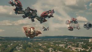 Avengers : l'ère d'Ultron de Joss Whedon