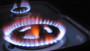 Gaz gazinière feu flamme cuisine