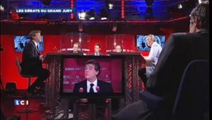 """Marine Le Pen : """"Vous gueulez M. Montebourg mais tout le monde s'en moque !"""""""