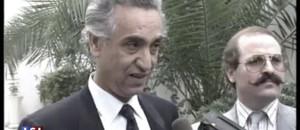 Mort de Hocine Aït-Ahmed, figure de l'indépendance algérienne